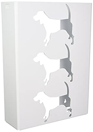 """TrippNT 50772 Priced Right Triple Glove Box Holder with Dog, 11"""" Width x 15"""" Height x 4"""" Depth"""
