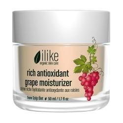 ilike organic skin care ilike rich antioxidant grape moisturizer 1.7 fl oz - 1.7 fl oz