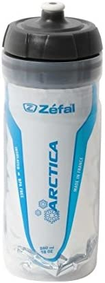 ZEFAL Arctica 55 Bidón, Unisex Adulto, Rojo, 550 ml: Amazon.es ...
