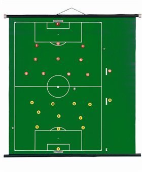 bfp Magnetic Soccer Tactic Board-105 X 95Cm by bfp