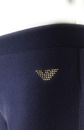 Pantalón Armani 52135 Para Emporio Blue Deep Mujer 6O7q7C