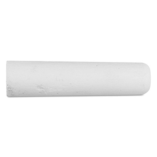 Dixon 88819 Railroad Crayon Chalk, White, 72-Pack