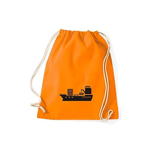 Skipper Plusieurs Orange Cargo Gymsac D'association Outre Shirtstown Couleurs Décision Capitaine 01zwXn