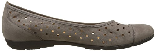 Gabor Ladies Fashion Chiuso Ballerine Marrone (fumo 13)