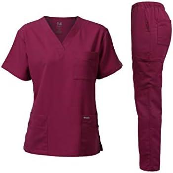 Dagacci Medical Uniform Unisex Stretch