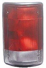 E-350 95 Ford Van (95 - 03 Ford Van Driver Taillight Taillamp E150 E250 E350 NEW 00-03 Ford Excursion F5UZ13405A FO2800114)