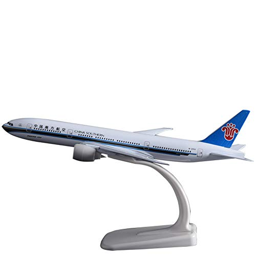 - Marreto 20Cm China Southern Airlines Model Airplane Southern B777 Airbus Airway Alloy Boeing 777 Aircraft Model Creative
