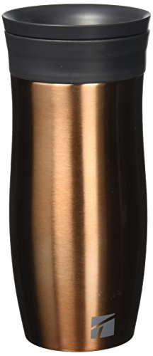 - Trudeau Stainless Steel Endure Tumbler, 16 oz, Copper