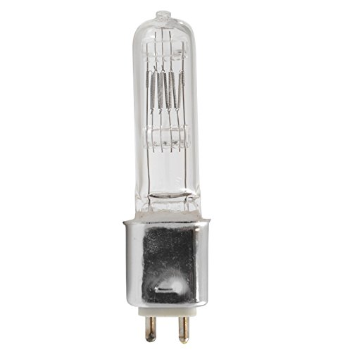 OSRAM 54525 - HP 375W/115V/X GLH Bi Pin Base Single Ended Halogen Light Bulb
