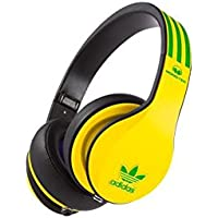 Monster Over-Ear Headphones UCT3, Yellow/Green/Black