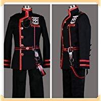 柔らかな質感の ディーグレイマン アレンウォーカー B07JY76Y79 コスプレ衣装(男性M) B07JY76Y79, コウヌグン:608c8b0c --- a0267596.xsph.ru