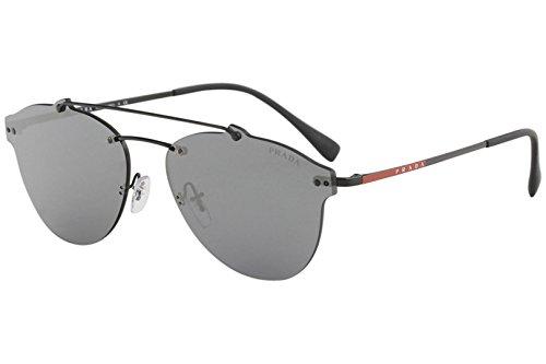 SPS hombre de Rossa GREY Prada Gafas 55T CONSTELLATION Linea BLACK EVOLUTION Sol q0xtxPH5