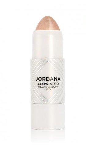 Jordana Glow N' Go Creamy Strobing Stick ~ Pearl Glow 01