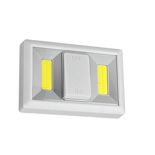 Sammid Magnetic LED Wall Light, Mini LED Wall Light, Night Lightmoon lamp,Easy to Install Hallway Indoor Lighting by Sammid