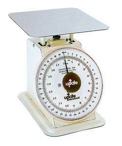 """8"""" DIAL, 40 LB COMMERCIAL FOOD PREPARATION SCALE"""