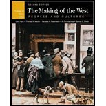 Making of the West - Peoples & Cultures - Volume II -Text Only (2nd, 05) by Hunt, Lynn - Martin, Thomas R - Rosenwein, Barbara H - Hsia, [Paperback (2004)]