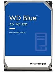 Western Digital WD40EZRZ Blue Desktop, 4TB Hard Drive