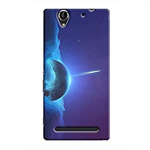 Cover It Up - Planet Cloud Xperia C3 Hard Case
