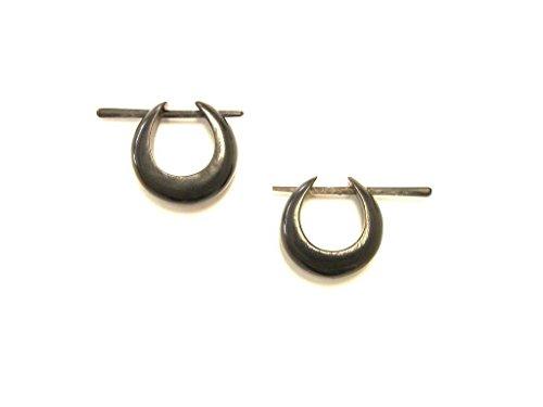 Horn Organic Ear Jewelry - 6