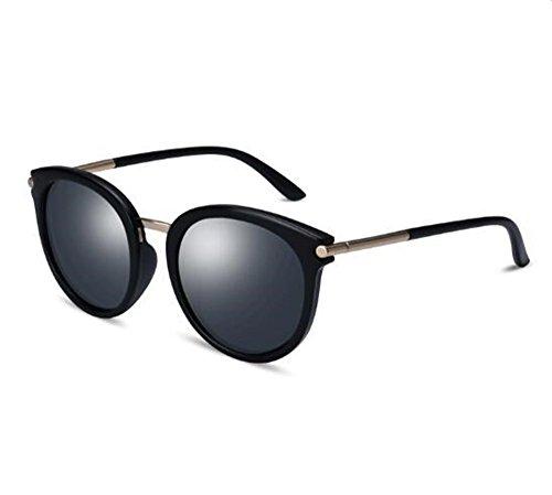 Coreana Black Gafas Ceniza Polarizador Of Degrees 550 Con Grado Grados Sol Ash Miopía Komny 350 Gafas Productos De Negro Sol Version Mujer an7ngYRwq