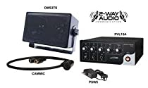 SPECO 2WAK2 Two-way Audio Kit for DVR