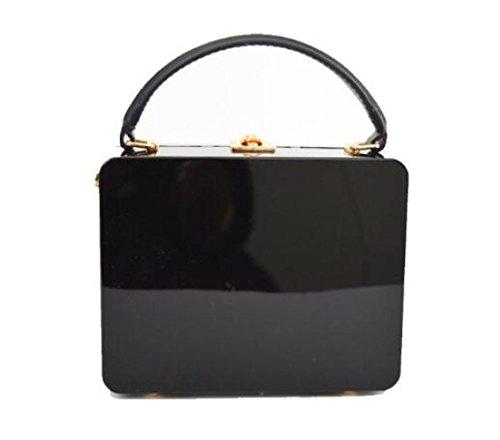 La Sacs De Décontracté Vintage Main à Mode Messenger Carrés Petits De Bag Provisions à Mode Red La Sacs Sac tB4q1zz