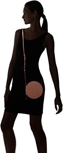 Royal RepubliQ Galax Round Evening Bag - Shoppers y bolsos de hombro Mujer Marrón (Cognac)