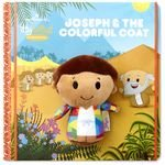 itty bittys Joseph and the Coat of Many Colors Storybook and Stuffed Animal Set Itty Bittys Religious