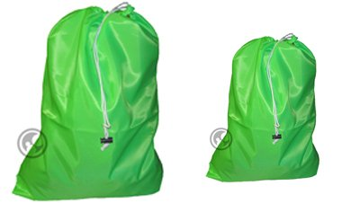fluor-lime-green-laundry-bag-set-extra-large-30x45-and-medium-24x36