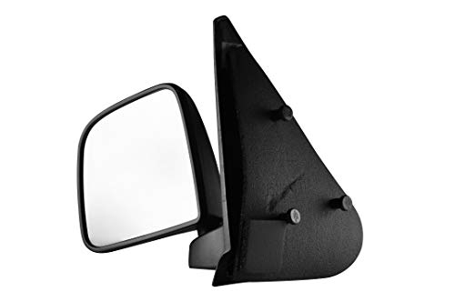 2004 Ford Ranger Mirror - Driver Side Textured Side View Mirror for 1994-2002 Mazda B2300 B3000 B4000, 1998-2001 Mazda B2500, 1993-2005 Ford Ranger