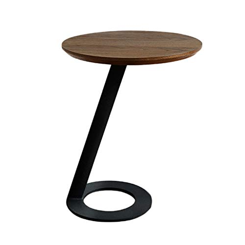 Coffee Tables Telephone Tables Phone Table Bed Table Nordic Simple Wrought Iron Balcony Tea Tray Disc Corner Club Side Small Apartment Round Bedside Table Console Table (Table Telephone Iron Wrought)
