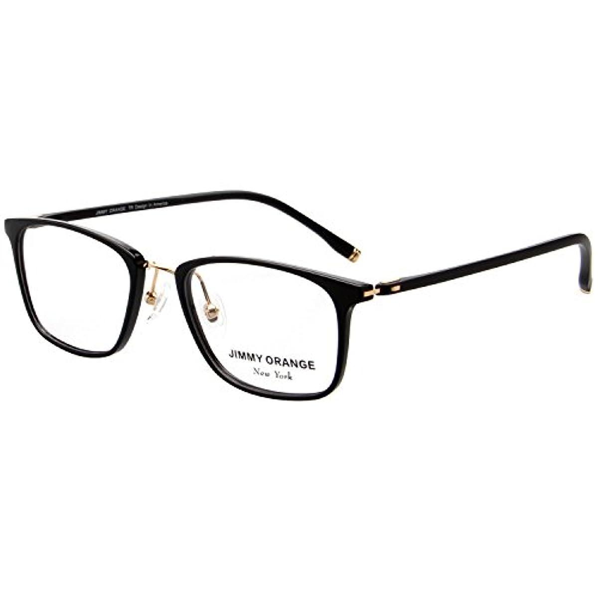 [해외] 더―오―JO다테 안경 레이디스 맨즈 스퀘어 도 없음 TR90 24K금 도금 초경초탄성 안경 프레임 패션 멋쟁이 JO517