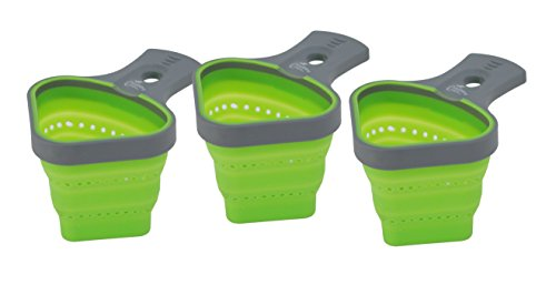Pasta Portion Control Containers (3 Pack) Best Cooking Gadgets & Kitchen  Tools, Use With Spag
