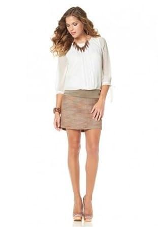 Jessica Simpson Kleid 2 in1 Abendkleid Kleid Cocktailkleid Größe 12 ...