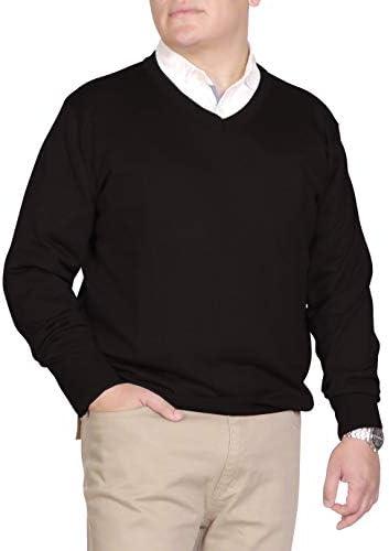 セーター 大きいサイズ メンズ 無地 (2L-6L) 定番 ニット 秋冬 長袖 タートル ベスト