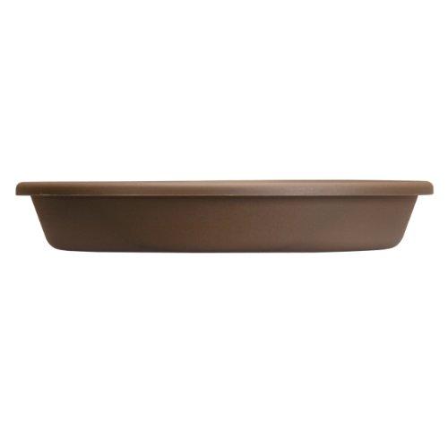 SLI08000E21 Classic Saucer Chocolate 8 38 Inch