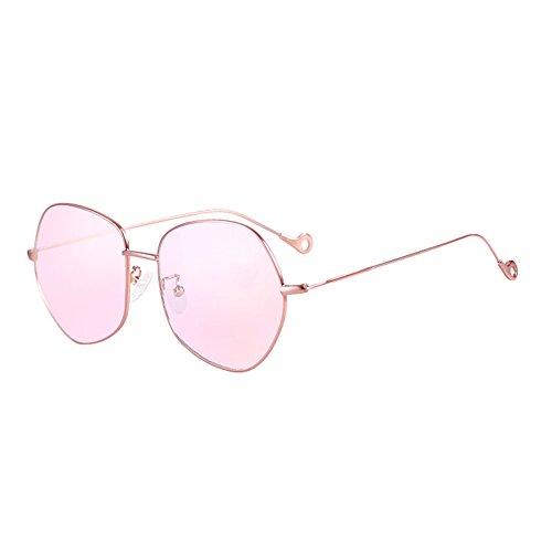 para Sol Pesca Sol 2 Sol Gafas UV con Color de Gafas Mujer Gafas DT de Retro de 3 Compras de Protección Coloridas q8EYY4pwC