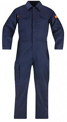 Industrial 100% Cotton Coverall - 2