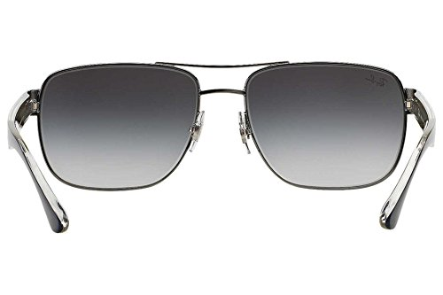Ray-Ban RB3530 Mens Metal Sunglasses. Color 004/8G