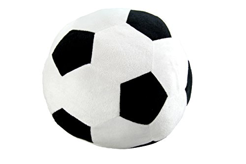 Just For Kids Home Shaped Soccer Ball Decorative Pillow by Just For Kids