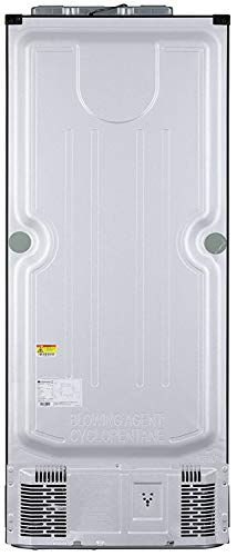 LG 437 L 3 Star with Inverter and Wi-Fi Double Door Refrigerator (GL-T432FES3, Ebony Sheen) 2021 July Frost-free refrigerator; 437 litres capacity Energy Rating: 3 Star Warranty: 1 year on product, 10 years on compressor