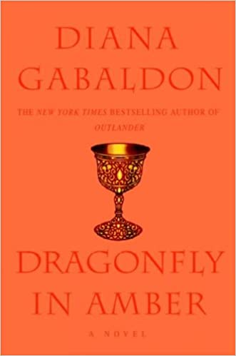 Book Dragonfly in Amber