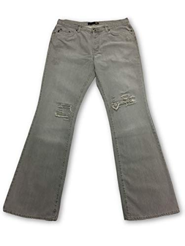 Grey In Jeans 00 W40 £169 Cavalli Just Rrp pq6twCTtx