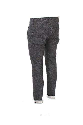 Pantalone Uomo Entre Amis 31 Grigio A188281/847 Autunno Inverno 2017/18