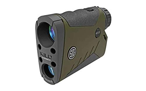 Sig Sauer KILO2400BDX 7x25 mm Rangefinder - Sok24704,Black