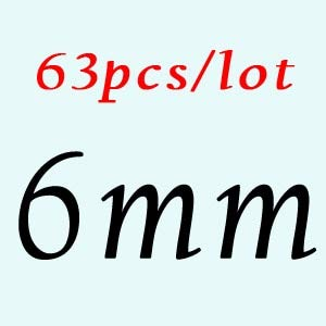 4x13mm Round Tube Bead (Calvas Wholesale 15