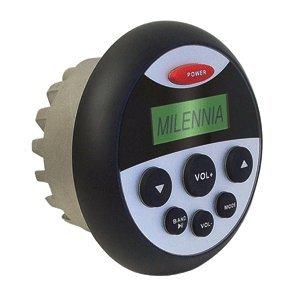 3G Compact Stereo Receiver - Milennia MIL PRV16 AM/FM Multimedia All-Environment