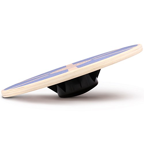 Balance Board Measurements: Yes4All Wooden Wobble Balance Board