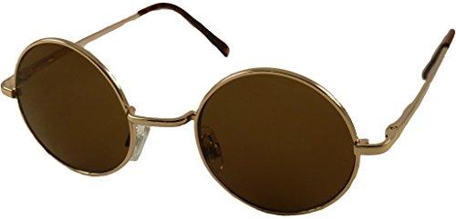 de marrón Revive sol Oversize Lennon marrón gafas Eyewear qvCIUwxH