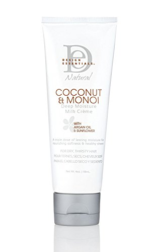 Design Essentials Natural Deep Moisture Coconut Milk Crème